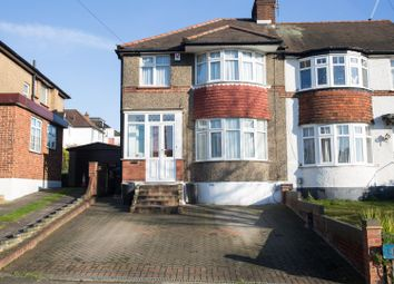 Thumbnail 3 bedroom end terrace house for sale in Linden Way, Southgate