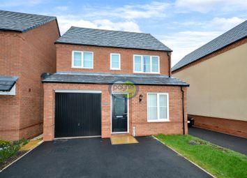 "Thumbnail 3 bed detached house for sale in Granary Yard, ""The Farm"", Weddington, Nuneaton"