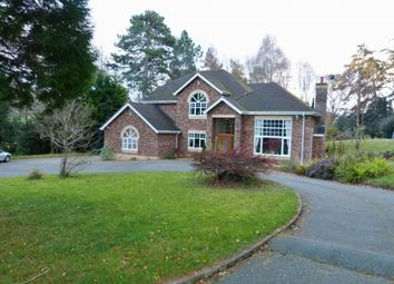 Thumbnail 5 bed detached house for sale in Llanfair Road, Abergele