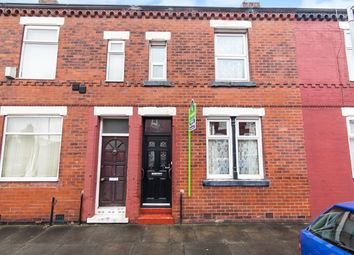 Thumbnail 3 bedroom terraced house for sale in Rostherne Street, Salford
