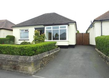 Thumbnail 2 bed detached bungalow for sale in Derbyshire Lane, Norton Lees, Sheffield
