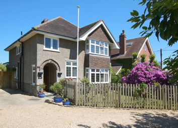 Thumbnail 4 bed detached house for sale in Dilly Lane, Barton On Sea, Hampshire