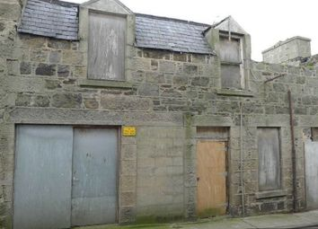 Thumbnail Commercial property for sale in Love Lane, Fraserburgh