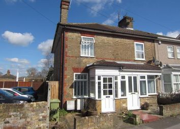 Thumbnail 2 bed terraced house for sale in Warley, Brentwood, Essex
