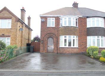 Thumbnail 3 bedroom semi-detached house to rent in Berrington Road, Nuneaton