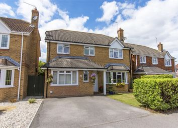 Thumbnail 4 bed detached house for sale in Collett Close, Hedge End, Southampton, Hampshire