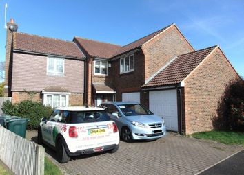 Thumbnail 5 bed detached house to rent in Silver Birch Court, Shadoxhurst, Ashford