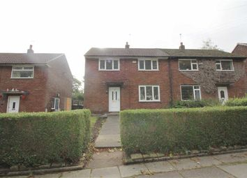 Thumbnail 2 bed semi-detached house to rent in Topping Fold Road, Bury, Greater Manchester