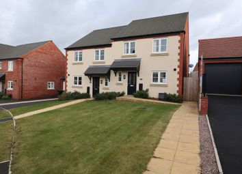 Thumbnail 4 bed semi-detached house for sale in Loachbrook Farm Way, Somerford, Congleton