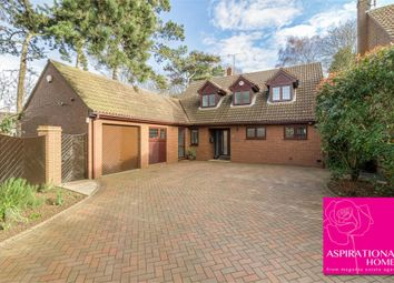 Thumbnail 5 bed detached house for sale in Brightwell Walk, Irthlingborough, Wellingborough, Northamptonshire