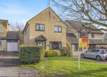 Thumbnail 4 bed detached house for sale in Oxlease, Witney