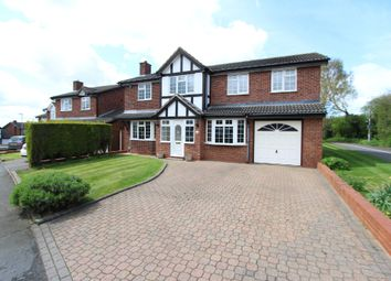 Thumbnail 5 bed detached house for sale in Broadlee, Wilnecote, Tamworth