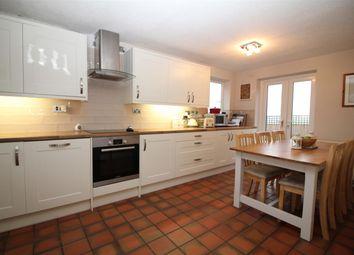 Thumbnail 3 bedroom end terrace house for sale in Jubilee Walk, Poringland, Norwich