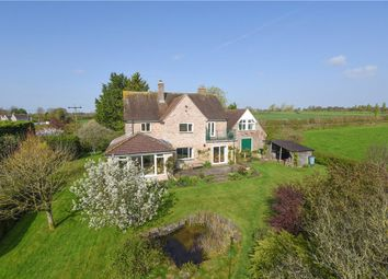 Thumbnail 5 bed detached house for sale in Folke, Sherborne, Dorset