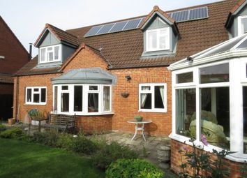 Thumbnail 4 bed bungalow for sale in Blasson Way, Billingborough, Sleaford