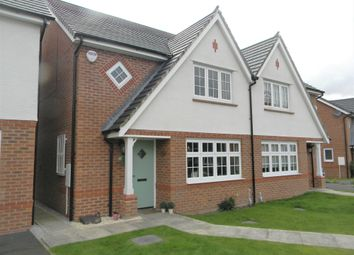 Thumbnail 3 bed semi-detached house to rent in Holyfern Road, Altrincham, United Kingdom