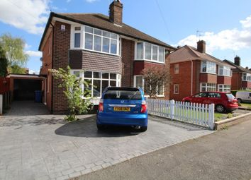 Thumbnail 3 bed semi-detached house for sale in Rowsley Avenue, Normanton, Derby