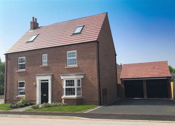 Thumbnail 5 bedroom detached house for sale in Carters Lane, Fairfields, Milton Keynes