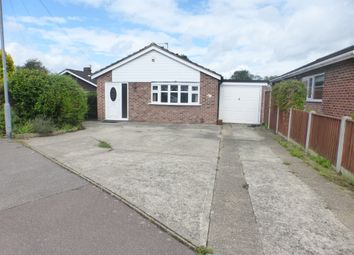 Thumbnail 3 bedroom detached house for sale in Lancaster Close, Old Catton, Norwich
