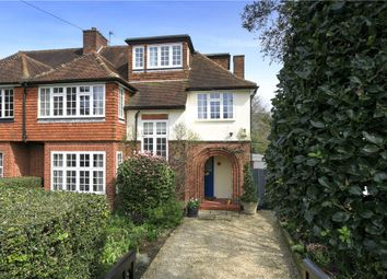 Thumbnail 5 bed semi-detached house for sale in Church Lane, Merton Park