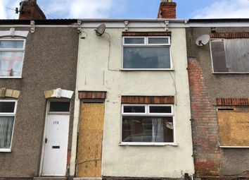 3 bed terraced house for sale in Rutland Street, Grimsby DN32