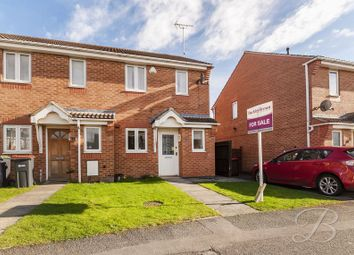 Thumbnail 2 bedroom town house for sale in Millers Way, Kirkby-In-Ashfield, Nottingham