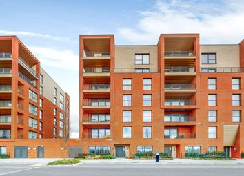 Thumbnail 3 bed flat for sale in Serenity House, 6 Lismore Boulevard, London