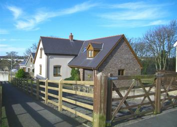 Thumbnail 4 bed detached house for sale in Blackbridge Drive, Milford Haven