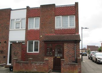 Thumbnail 2 bed end terrace house for sale in Woodman Path, Hainault