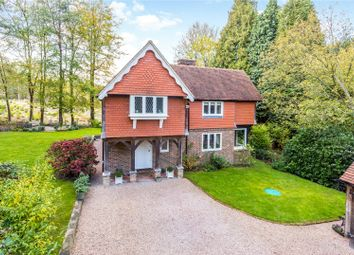 Thumbnail 4 bed detached house for sale in Lye Green, Crowborough, East Sussex
