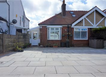 Thumbnail 3 bed semi-detached bungalow for sale in Haig Avenue, Southport