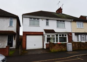 Thumbnail 3 bed property for sale in Fletcher Road, Beeston