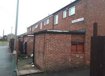 Thumbnail 3 bedroom end terrace house for sale in Cresswell Close, Hull