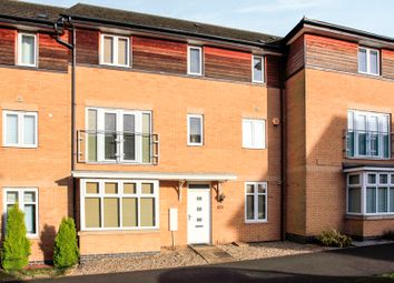 Thumbnail 4 bed terraced house for sale in Four Chimneys Crescent, Hampton Vale, Peterborough