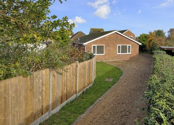 Thumbnail 2 bed detached bungalow for sale in Willow Tree Close, Beltinge, Herne Bay, Kent