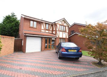 5 bed detached house for sale in Johnson Close, Ward End, Birmingham B8