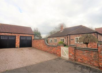 Thumbnail 3 bed detached bungalow for sale in Davey Close, Sturton By Stow