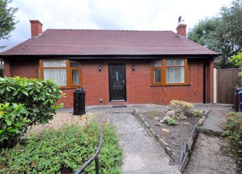 Thumbnail 3 bed detached bungalow for sale in Sheffield Road, Hyde