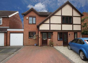 Thumbnail 2 bed semi-detached house for sale in Avon Close, Stoke Heath, Bromsgrove