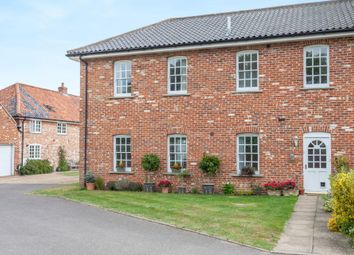 Thumbnail 4 bed town house for sale in St. Georges, Wicklewood, Wymondham