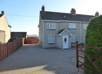 Thumbnail 3 bed semi-detached house for sale in High Street, Sparkford