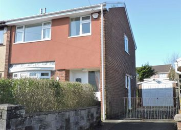 Thumbnail 3 bed semi-detached house for sale in Can-Yr-Aderyn, Morriston, Swansea
