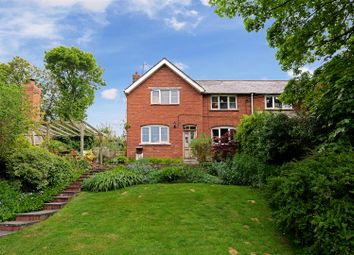 Thumbnail 3 bed semi-detached house for sale in Higher Road, Harmer Hill, Shrewsbury