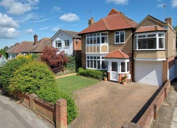 Thumbnail 5 bed detached house for sale in Grange Road, Broadstairs