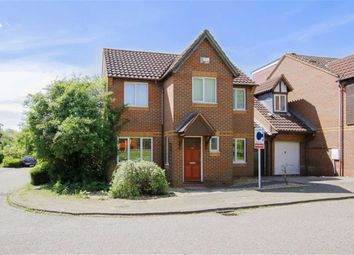 Thumbnail 3 bed detached house for sale in Cressey Avenue, Shenley Brook End, Milton Keynes, Bucks