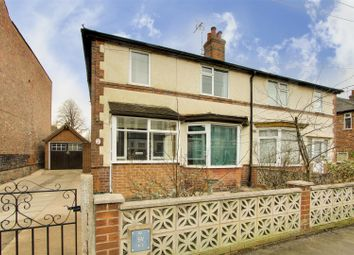 3 bed semi-detached house for sale in Chandos Street, Netherfield, Nottinghamshire NG4