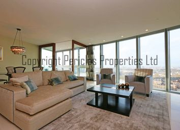 Thumbnail 1 bedroom flat to rent in The Tower One St George Wharf, London