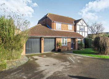Thumbnail 5 bedroom detached house for sale in Drayhorse Road, Ramsey, Huntingdon
