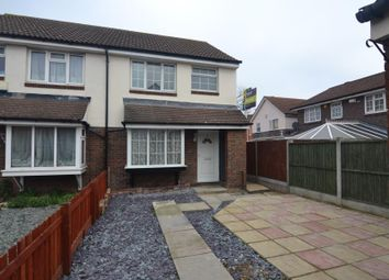 Thumbnail 3 bedroom property for sale in Vanbrugh Close, London