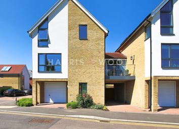 Thumbnail 4 bed link-detached house for sale in Pavilion View, Colchester